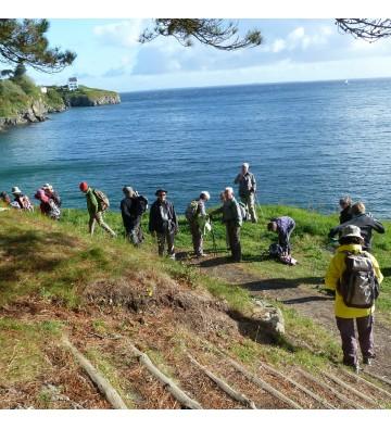 Belle Île en mer, la plus vaste des îles du ponant