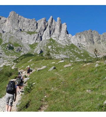 La traversée du Mont Blanc