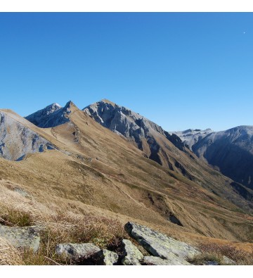 Les volcans du Puy de Sancy