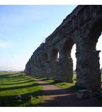 Du parc des châteaux Romains à la Via Appia