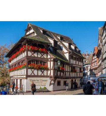 Marché de Noël en Alsace 3 jours