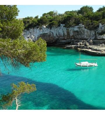 La côte bleue, randonnée en Provence.