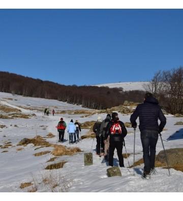 Balade spéciale Saint-Sylvestre et Nouvel An au Hohneck