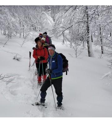 Journée découverte de la raquette à neige le 3 mars 2019 au Ballon d'Alsace