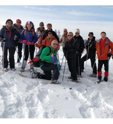 Journée découverte de la raquette à neige le 3 mars 2019 au Lac Blanc