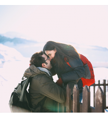 Participer à un jeu romantique avec l'Elu de votre coeur !