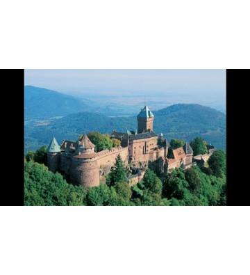 Randonnée royale- les Chateaux de Ribeauvillé