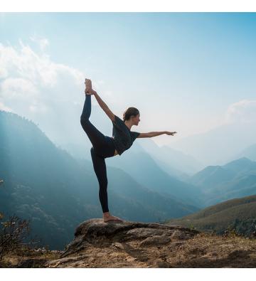 Séjour randonnée et yoga dans les Vosges