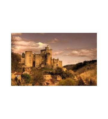 Sortie origniale pour découvrir les châteaux médiévaux.