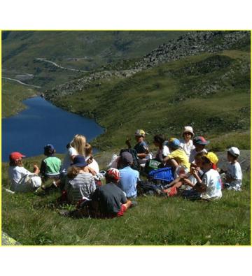 Sortie scolaire : A la rencontre des chamois, en Haute Vosges.
