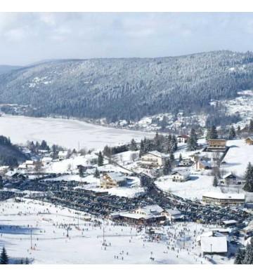 Sortie Raquettes à neige l'ascension du Climont