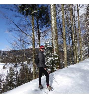 Sortie Raquettes à neige sur la crête du Kastelberg