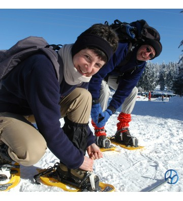 Sortie Raquettes à neige au Lac des Corbeaux