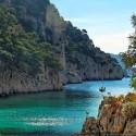 Calanques et côte bleue, en provence