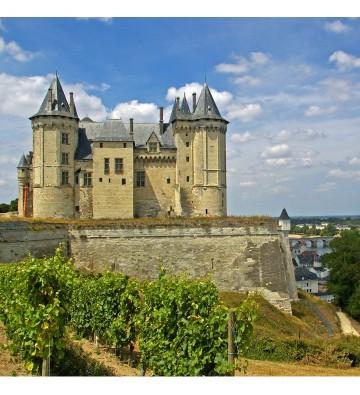 Séjour randonnée et châteaux de la Loire.
