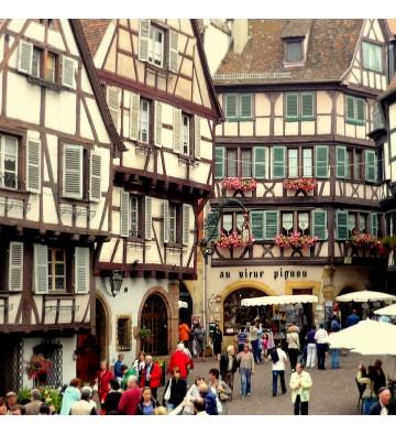 Week-end en Alsace, visites exceptionnelles.
